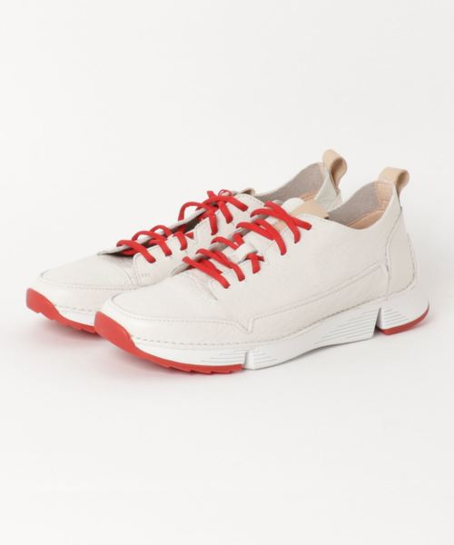 日本初の 【セール】Tri/ Spark Spark/ トライスパーク トライスパーク (ホワイト/レッド)(スニーカー)|Clarks(クラークス)のファッション通販, crevITa:ec3dde3a --- pyme.pe