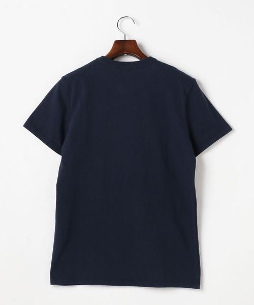 MAISON KITSUNE/プリントTシャツ