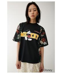 MOUSSY(マウジー)のSWITCHING MICKEY TSJ(Tシャツ/カットソー)