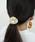 minia(ミニア)の「ポニーフック/ヘアカフ <ゴム付き> [minia](ヘアゴム)」|B