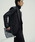 JUHA(ユハ)の「PLASTIC BAG(トートバッグ)」|ブラック