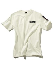 AVIREX(アヴィレックス)のavirex/アヴィレックス/ S/S NAVAL PATCH T-SHIRT/ ネーヴァル パッチ Tシャツ(Tシャツ/カットソー)