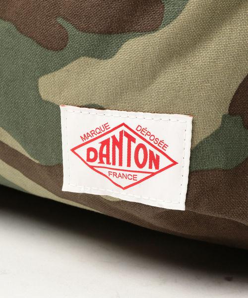 DANTON / カモフラージュ ナップサック <UNISEX>◎