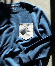 【女性にも人気】SMITH別注ポケットスウェットクルーネック(一部WEB限定カラー)