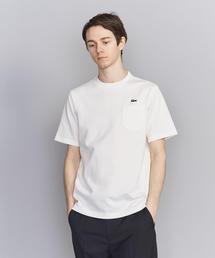 <LACOSTE(ラコステ)> H/PIQUE 1POC C/N/Tシャツ