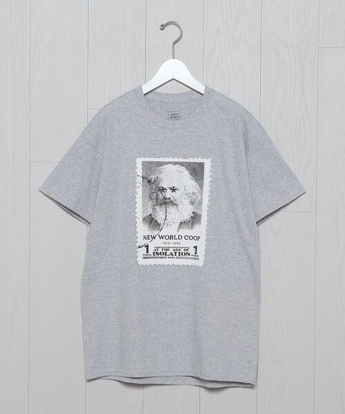 <loosejoints>TURTLEHEADS MARX T-SHIRT/Tシャツ.