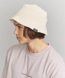 <Racal(ラカル)> KNIT BUCKET HAT/ハット