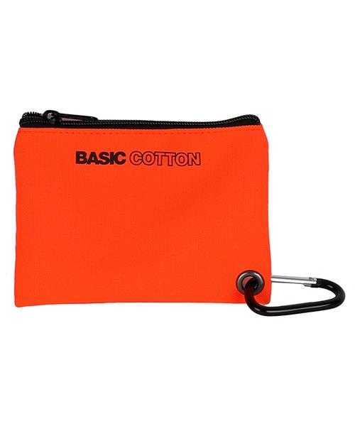 【BASIC COTTON 】BCNレイヤードバッグ