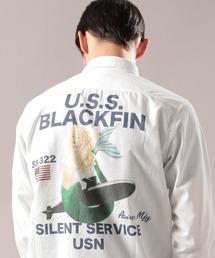 ピンナップ シャンブレーシャツ/ L/S PINUP CHAMBRAY SHIRT(シャツ/ブラウス)