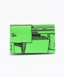 FABRICK(ファブリック)のFABRIC STEFAN MARX CARD CASE (カードケース)