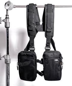 ★WEARISTA多数着用★Rename CORDURA ベスト型 ボディショルダーバッグ