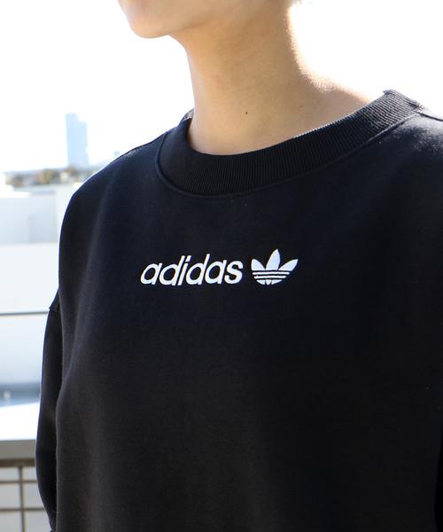 【WEB限定】adidas/アディダス COEEZE SWEAT/コイーズスウェット