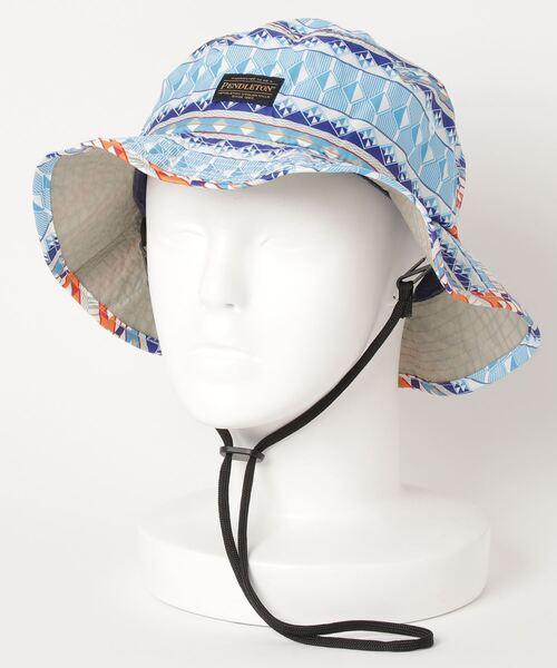 【 PENDLETON / ペンドルトン 】 CAMP HAT キャンプハット