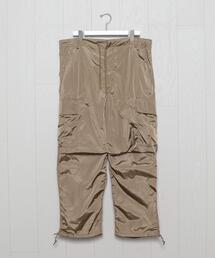 <H>OLMTX CRUNCHY CARGO PANTS/パンツ