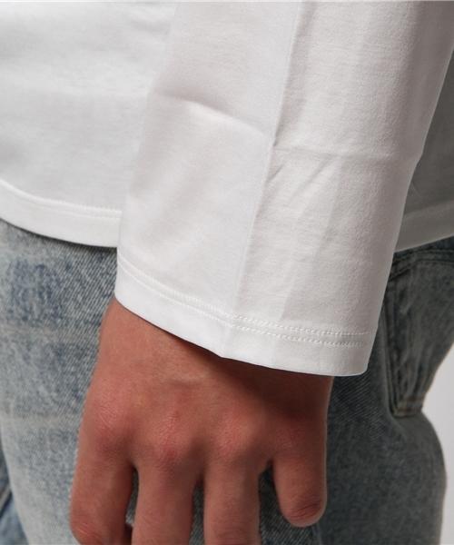 [TRUC / トリュック] 長袖スタンダードTシャツ(JACK YOUR BODY)