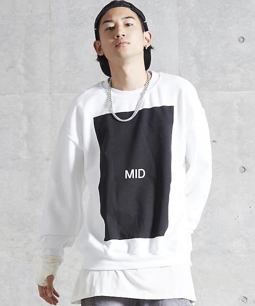 GD クルースウェット 'MID'