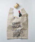 TODAY'S SPECIAL(トゥデイズスペシャル)の「JUTE MARCHE BAG/ジュート マルシェバッグ(エコバッグ)」