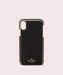 606bf63e5a アイフォンケース ミラー フォリオ - XR 【iPhone XR】. kate spade new york