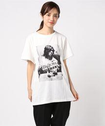 RS/MICK 1971 ビッグTシャツホワイト