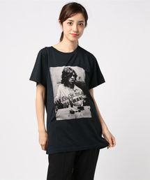 RS/MICK 1971 ビッグTシャツブラック