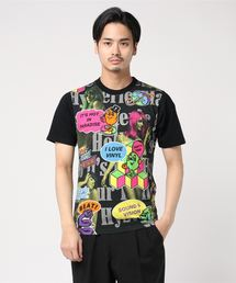 HYS PARTY TIME Tシャツブラック