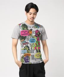 HYS PARTY TIME Tシャツトップグレー