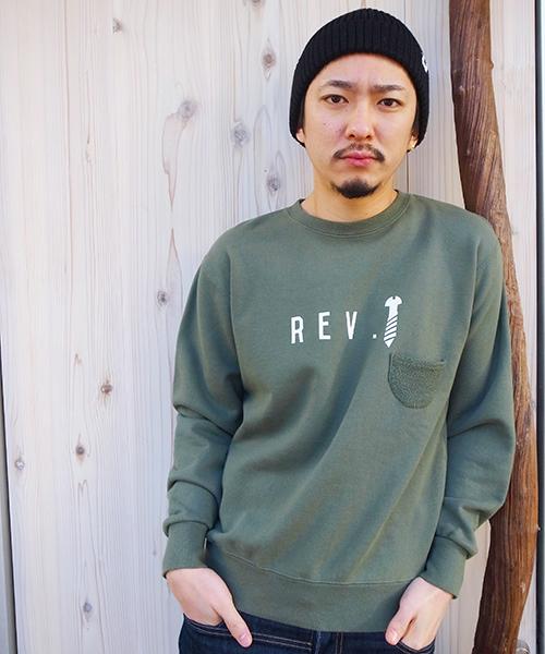 "SWEAT ""REV"""
