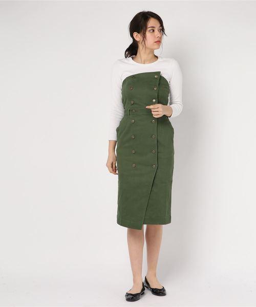 【新作入荷!!】 【セール】ダブルペンシルベアワンピ(ワンピース)|nina mew(ニーナミュウ)のファッション通販, 千曲市:1340cd5f --- heimat-trachtenbote.de