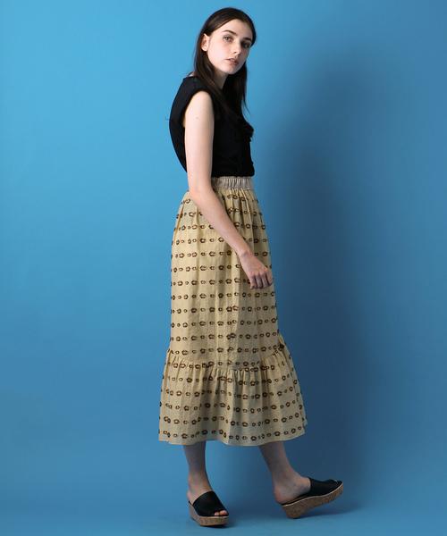 品揃え豊富で ラメジャガードスカート, DUB公式通販サイトCC-shop 8b21b34f