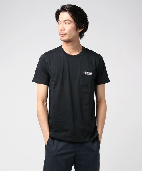 【OUTDOOR PRODUCTS】ワッペンポケットT