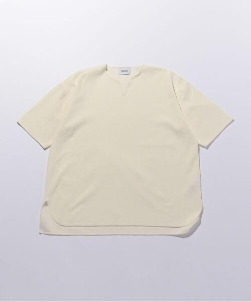 <blurhms> Over neck SS/Tシャツ