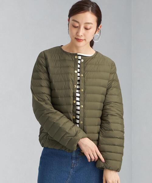 【別注】<Traditional Weatherwear> ARKLEY ダウン ショート コート