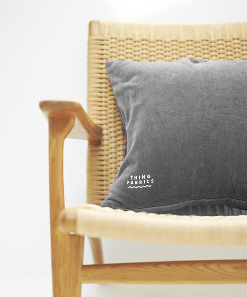 tHING FABRICS/シングファブリックス TF Cushion