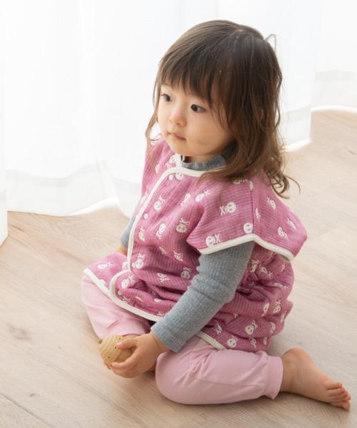 【スカル柄】6重織 リバーシブルスリーパー(着られるお布団)