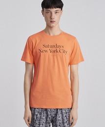 2fb2411b73 Saturdays NYC(サタデーズ ニューヨークシティ)の「Miller Standard T-Shirt(T