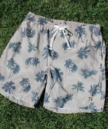 Arnold Palmer(アーノルドパーマー)のハワイ ヤシの木柄 ブランド 刺繍 アーノルドパーマー(水着)