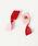Ray BEAMS(レイビームス)の「Ray BEAMS / プラスチック ツイスト イヤリング(イヤリング)」 詳細画像