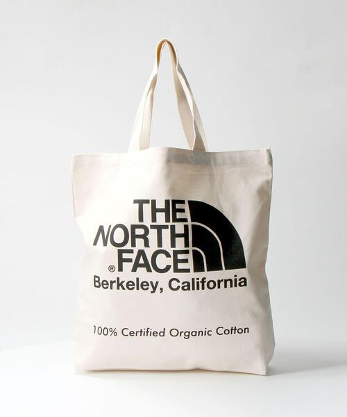 [ ザ・ノースフェイス ] SC ★ THE NORTH FACE OGNC コットン トートバッグ