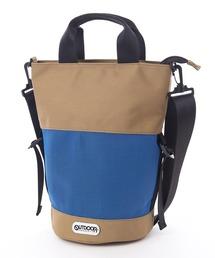 BROOKS SHOULDER BAG EC限定 2WAY仕様 ショルダーバッグ/トートバッグベージュ