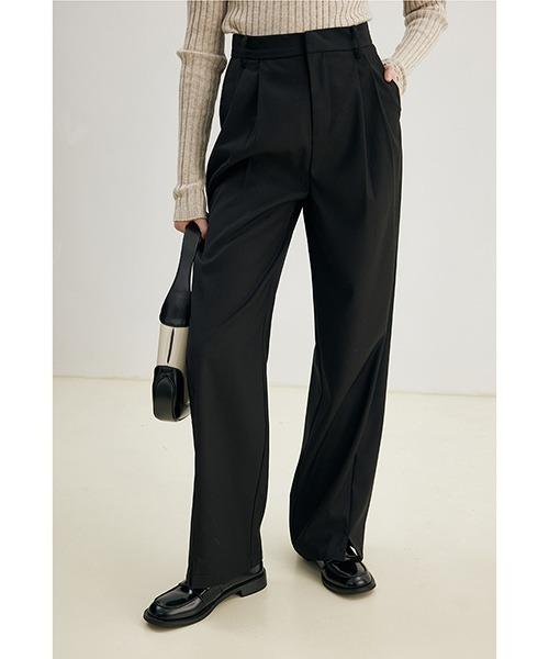 【Fano Studios】【2021AW】Tuck loose suit pants FD21K010