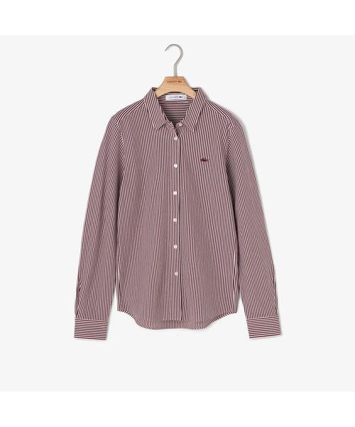 即納!最大半額! カットソーボタンシャツ(長袖)(ポロシャツ)|LACOSTE(ラコステ)のファッション通販, カンオンジシ:80f09119 --- pyme.pe