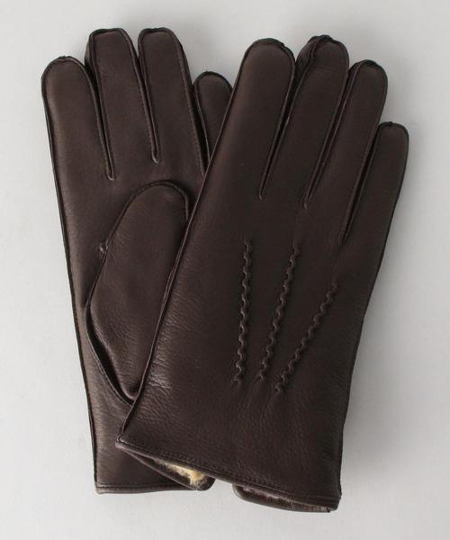 <DENTS> DEER SKIN GLOVE/手袋
