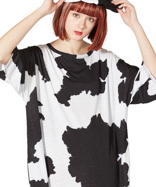 ホルスタインTシャツ -メガビッグ-