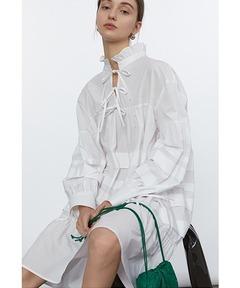 【Fano Studios】【2021SS 先行予約】Frill design tiered dress FC21L005