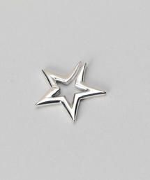 <KNOWHOW>STAR EARCUFF SILVER/イヤーカフ