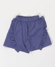fdc4fcdb040ac HAKKA KIDS(ハッカキッズ)のフリル付きキュロットスカート(スカート)