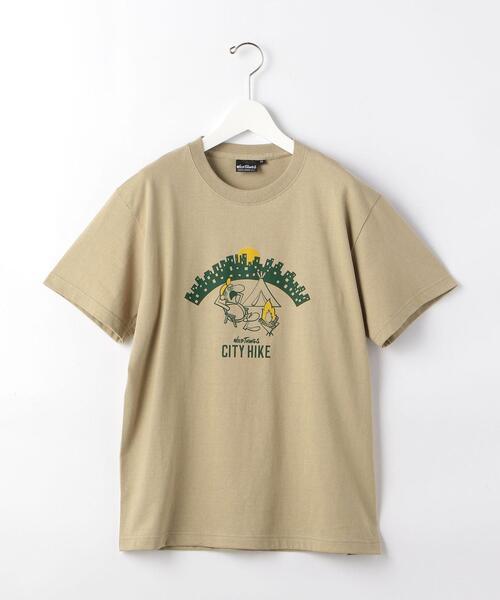 [ ワイルド シングス ] SC WILD THINGS CITY HIKE Tシャツ