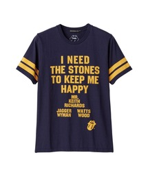 THE ROLLING STONES/I NEED THE STONES Tシャツネイビー