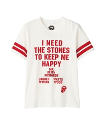 THE ROLLING STONES/I NEED THE STONES Tシャツホワイト