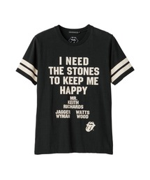 THE ROLLING STONES/I NEED THE STONES Tシャツブラック